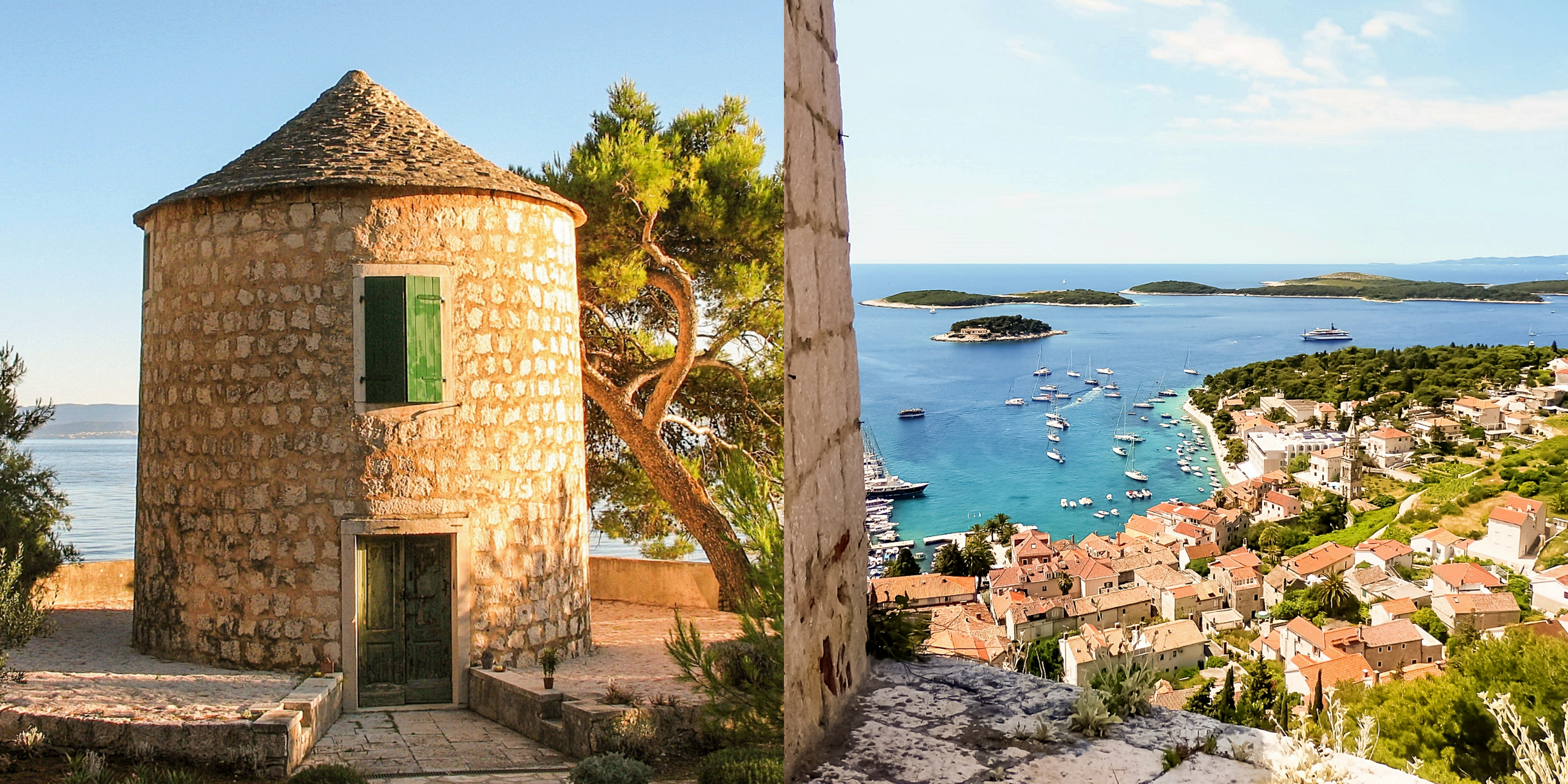 Explore Brač and Hvar in Autumn