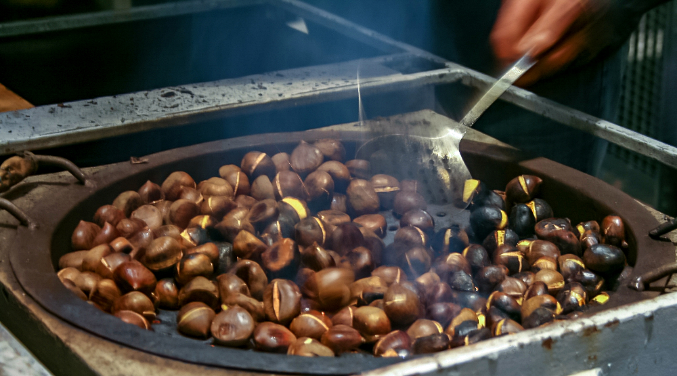 Enjoy Tasting Lovely Roasted Chestnuts at Chestnut Festivals in Croatia