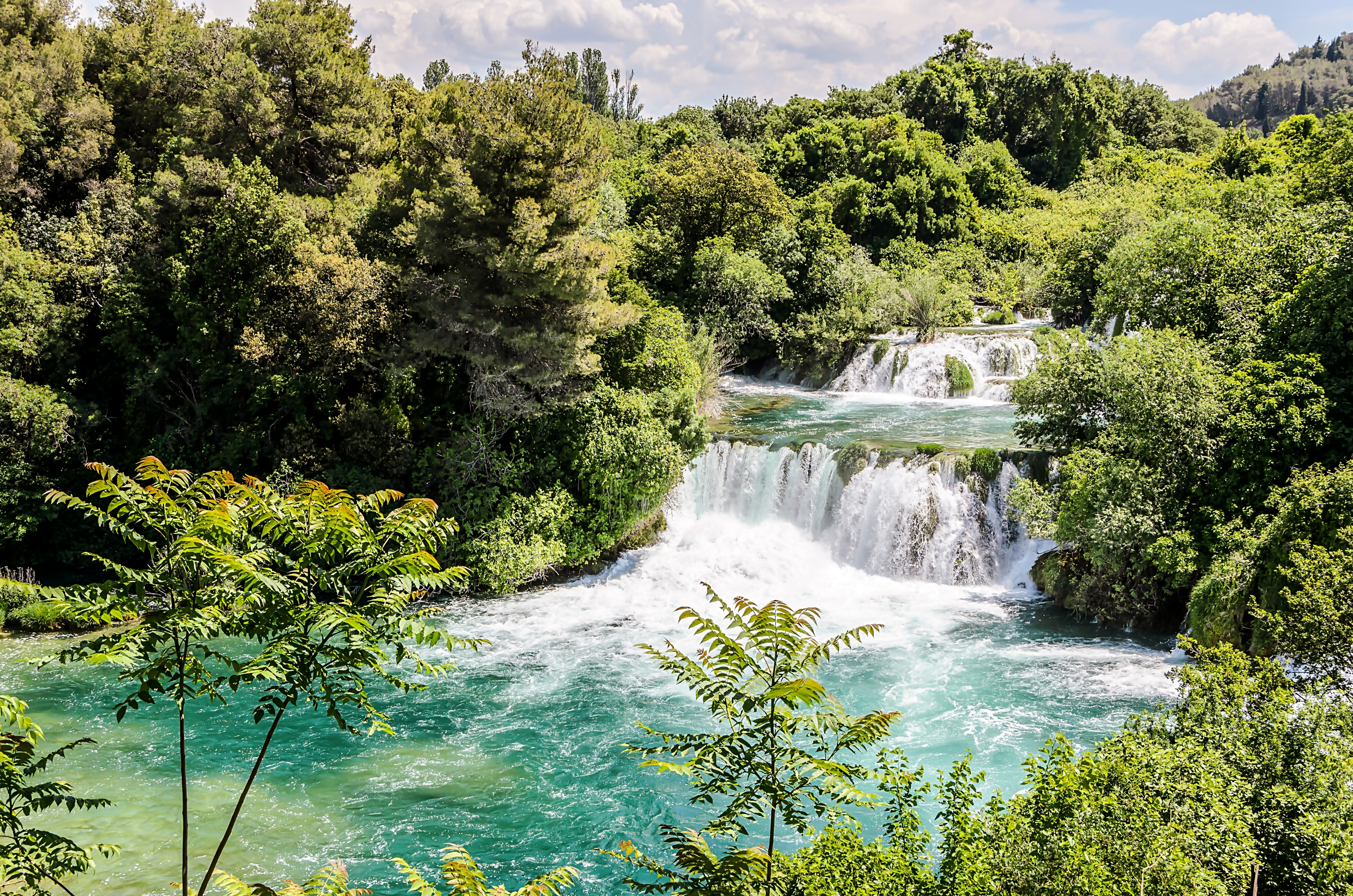 Visit and Explore the National Park Krka in Autumn