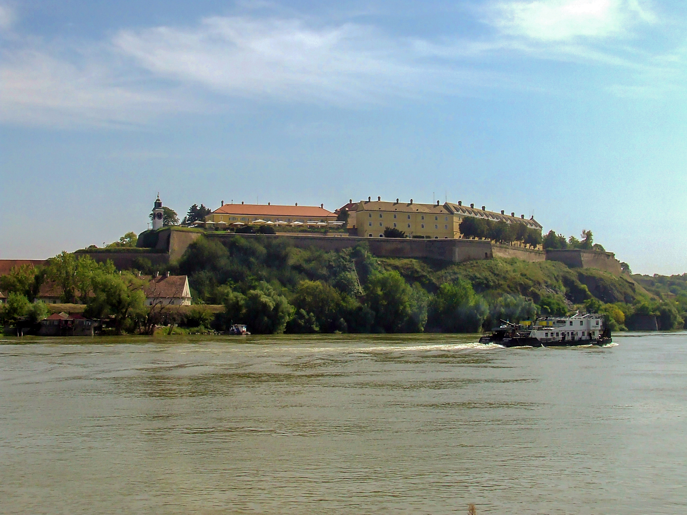 Petrovaradin Fortress, Novi Sad, Serbia - the Second Largest Fortress in Europe