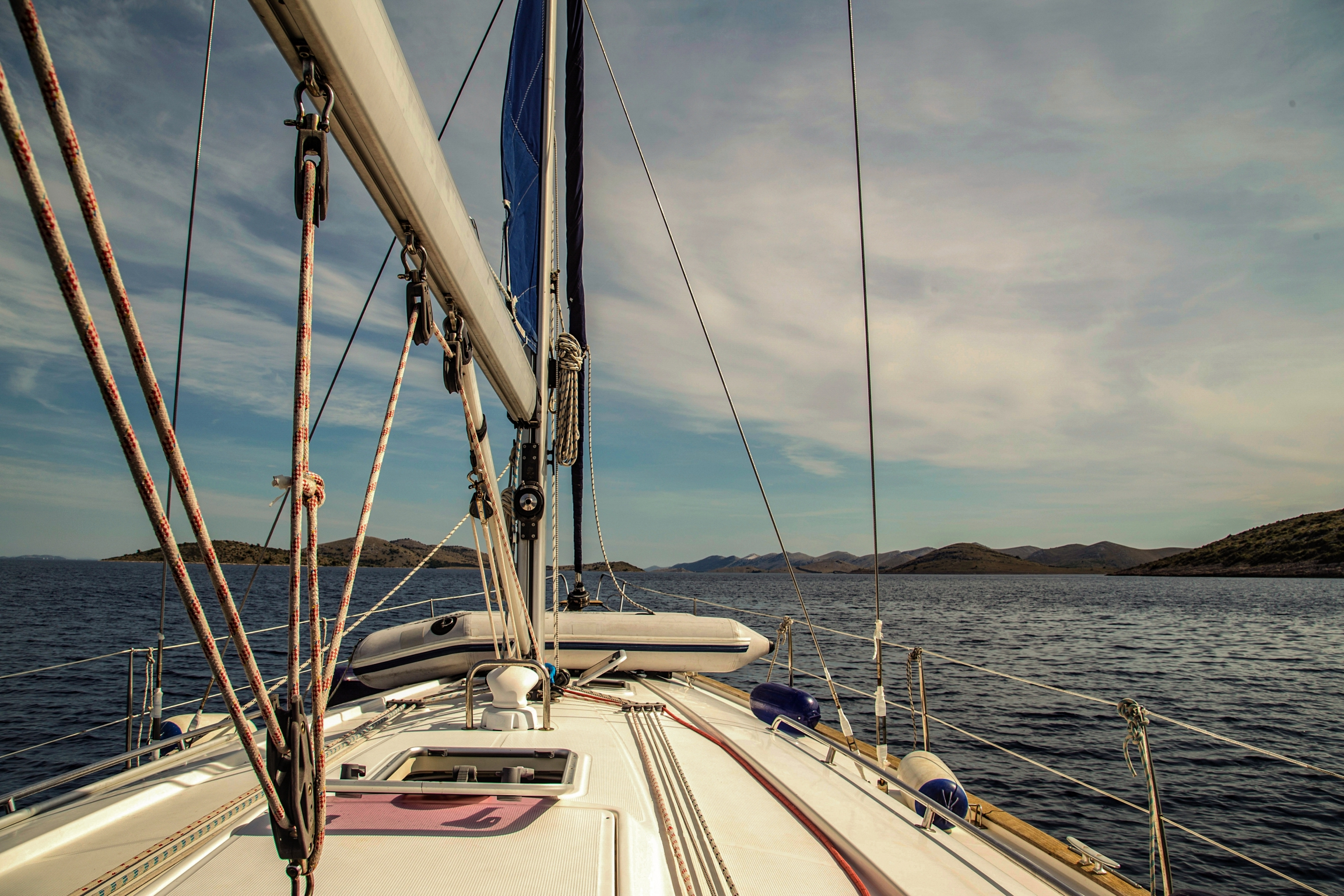 Have Fun Sailing Along the Croatian Coast