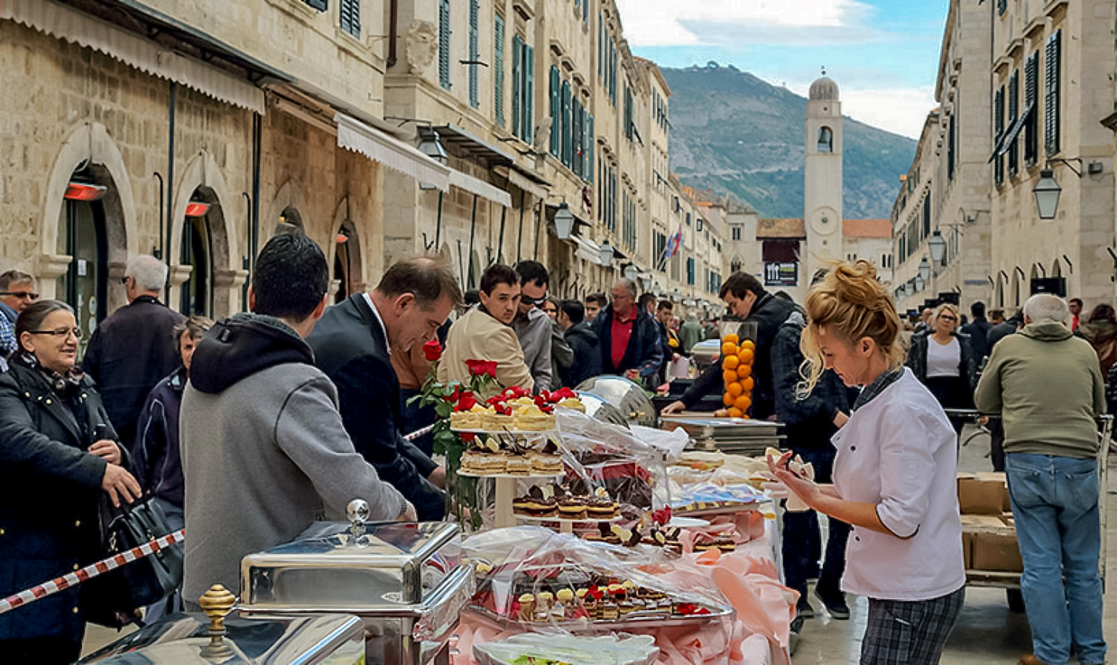 Good Food Festival Dubrovnik