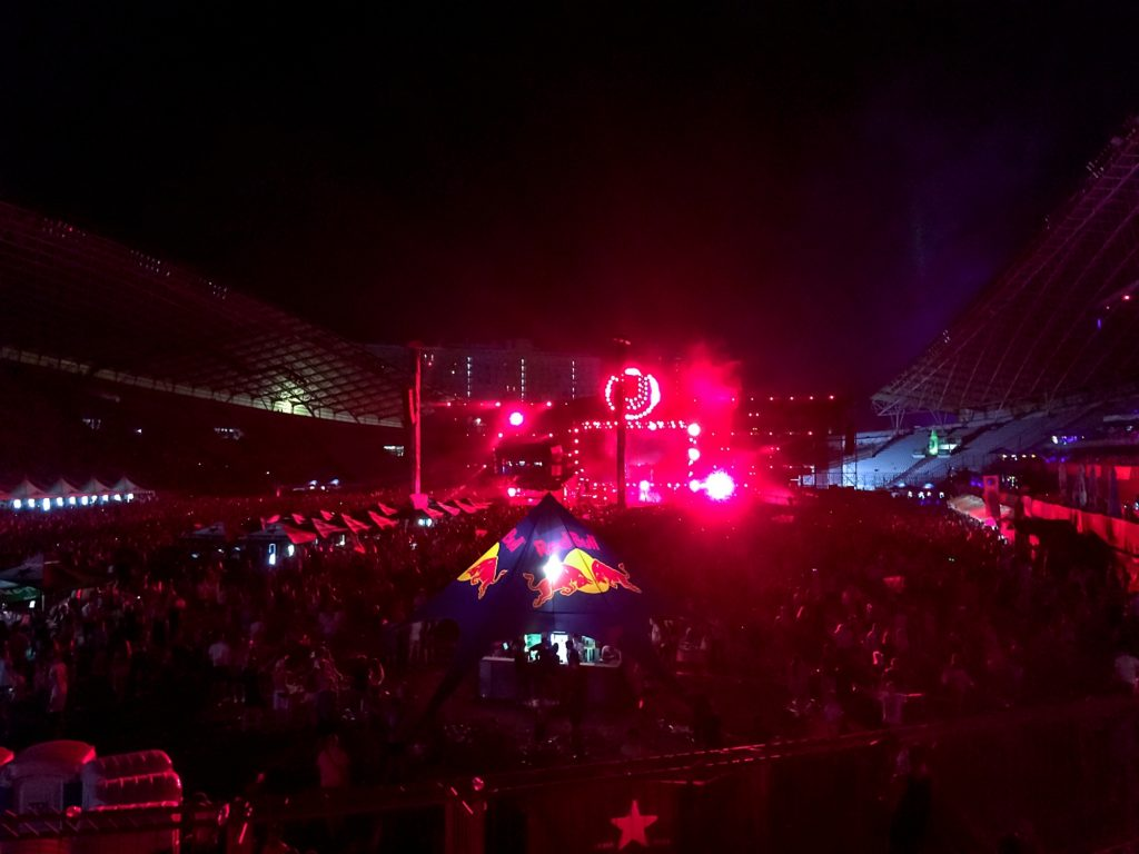 Ultra Music Europe Split - Eat, Sleep, Party and Repeat