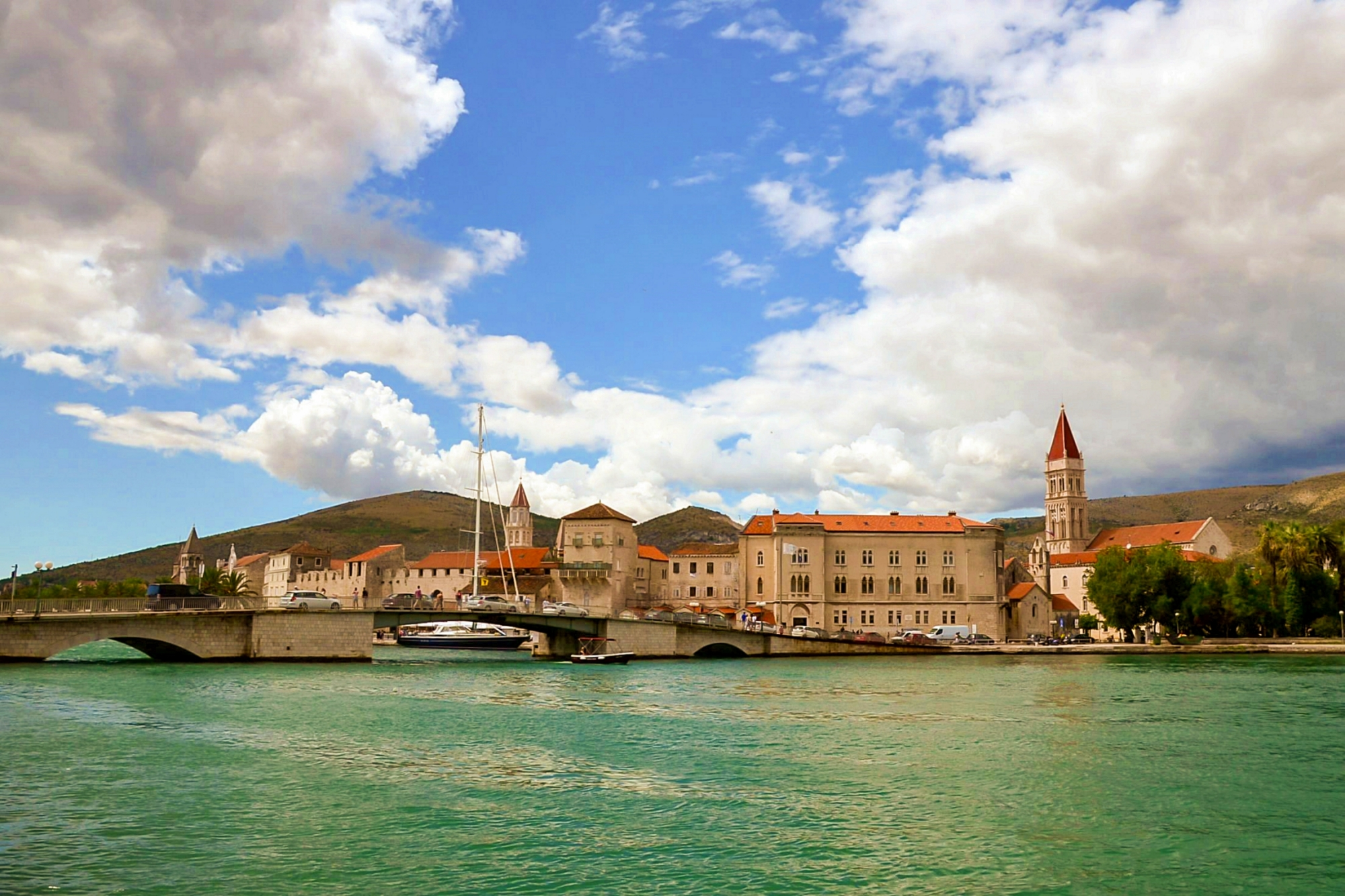 Trogir (12-min Drive from the Apartment)
